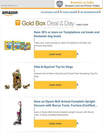 Save 30% or more on Temptations cat treats and...