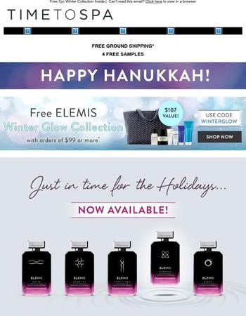 Just In! ELEMIS Life Elixirs