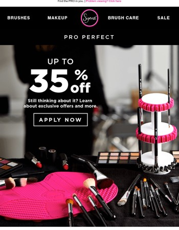 EXCLUSIVE ACCESS: Up to 35% off