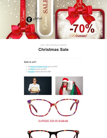 Christmas Sale - Just added 100+ New Styles