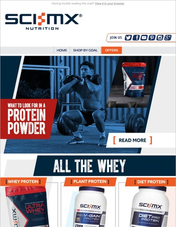 Understand Your Body Type + What To Look For In A Protein Powder!