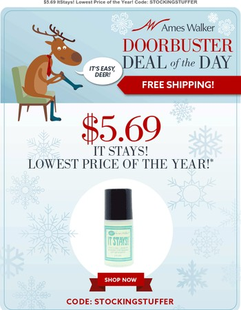 ⛄ Ames Walker DoorBuster DEAL! Only $5.69! - 24 Hours ONLY!