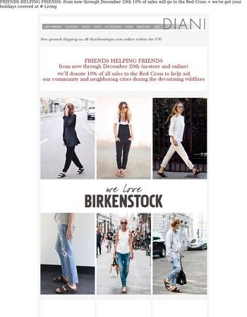 Birkenstocks for Every Style & Every Season