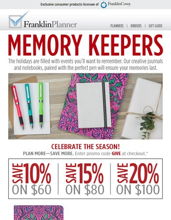 Keep your memories safe