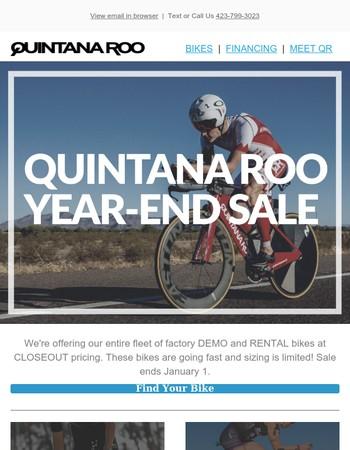 Look! Year-End Triathlon Bike Sale