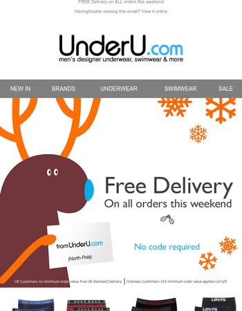 FREE Delivery this weekend   20 of the Bestselling Underwear lines this season