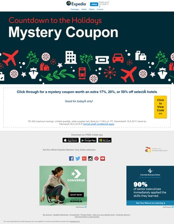 ✂ ✂ Unlock your (mystery) COUPON—What will you save today? ✂ ✂