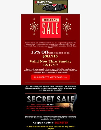 15% Off Coupon Site wide Sale, Enjoy your favorites with a jolly discount this weekend