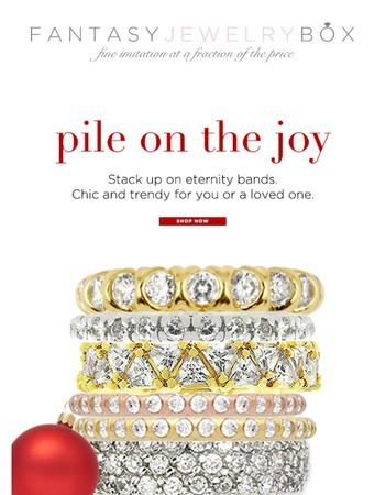 Pile on the Joy