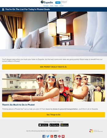 ☞ Mary, you're Phuket-ready: our most awesome rooms & rates