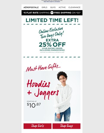 Must Have Gifts Starting At $5.87 + Extra 25% Off