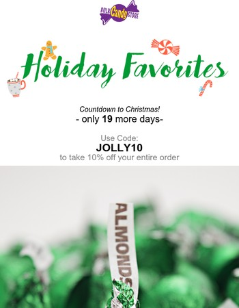 ⛄ Holiday Favorites and More ⛄