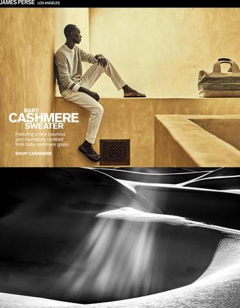 Men's Baby Cashmere