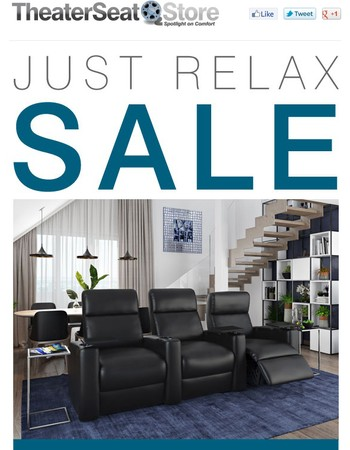 Beat the Holiday Stress and Just Relax - Save 15% Today!