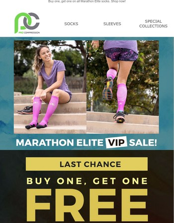 Hurry, Last Chance!