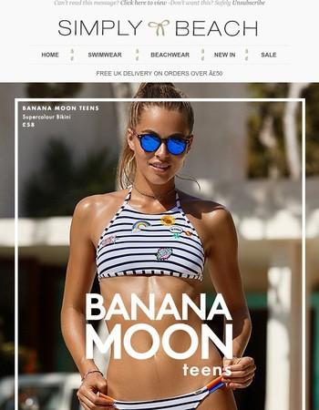 NEW Banana Moon Collection