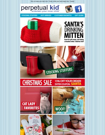 Ho, Ho, Ho-ld My Beer! Fun Gifts for Christmas!