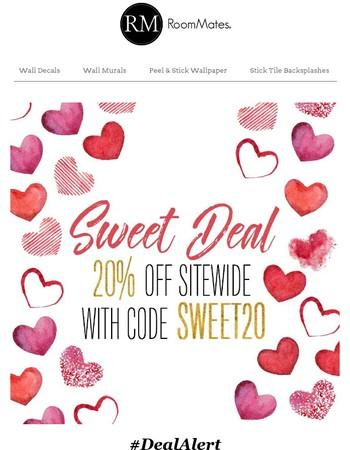Shop Sweet Deals