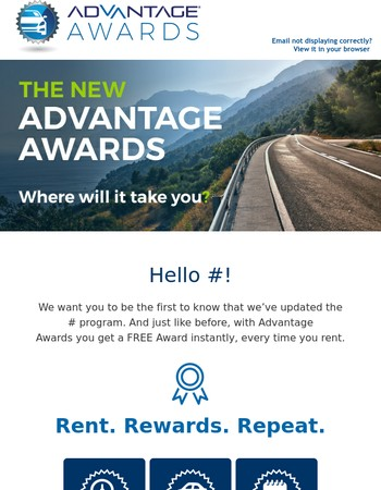 The New Advantage Awards