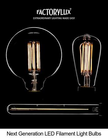 Next Generation LED Filament Light Bulbs | Better + Cheaper + Longer