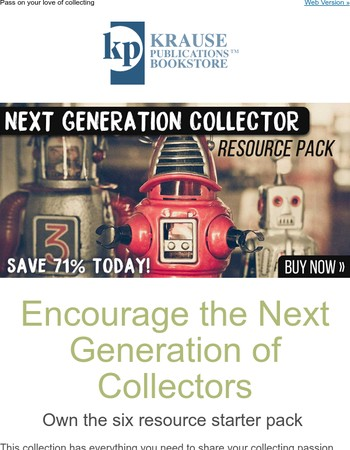 [New] Next Generation Collector Resource Pack