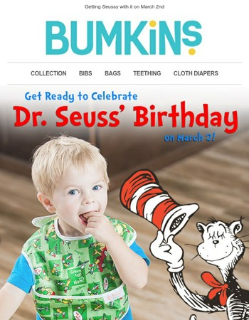 Are You Ready for Dr. Seuss' Birthday?