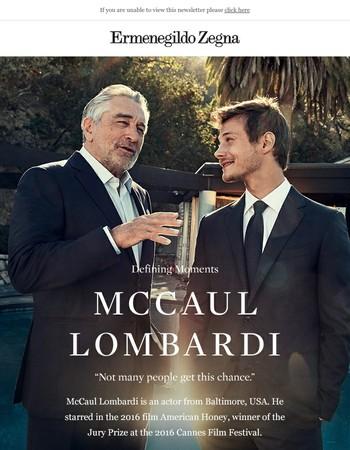 McCaul Lombardi's Defining Moment