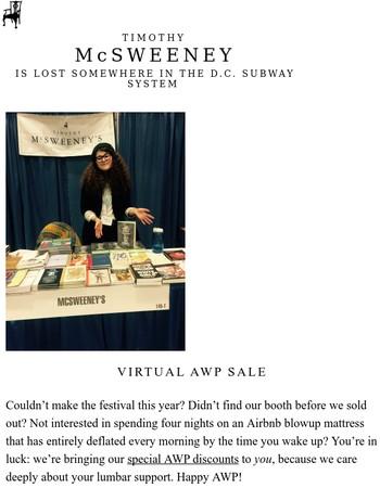 Virtual AWP Sale