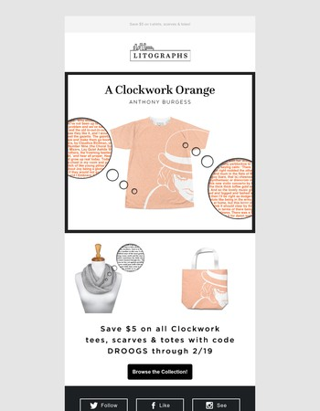 NEW: A Clockwork Orange