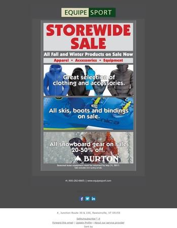 Best Ski & Snowboard Deals!