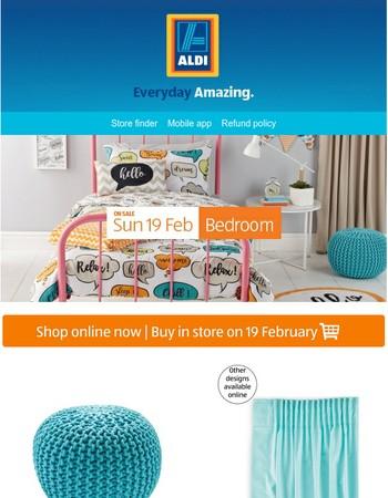 Bedroom Specialbuys online now