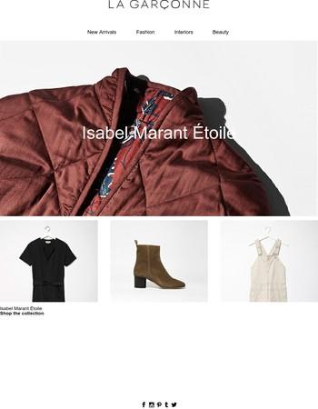 Shop New Arrivals from Isabel Marant Étoile