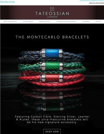Montecarlo Bracelets - Your New Signature Accessory