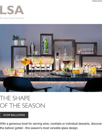The Shape Of The Season