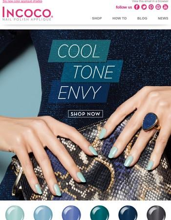 Cool Tone Envy