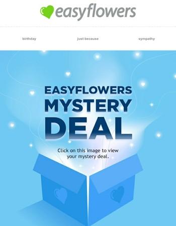 Mystery Flower Deal