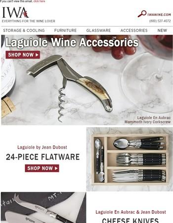 Laguiole Wine Tools & Accessories