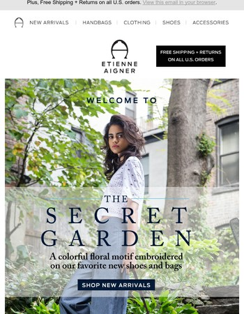 Just In: The Secret Garden