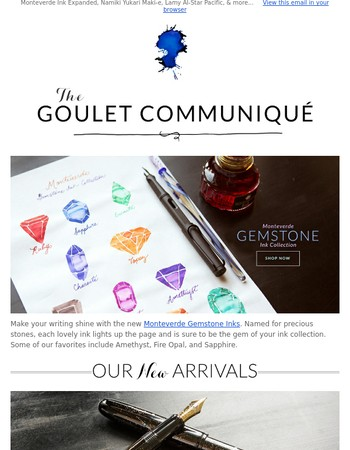The Goulet Communiqué Newsletter: February 21, 2017