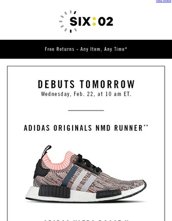 2.22 Release: adidas Originals NMD Runner.