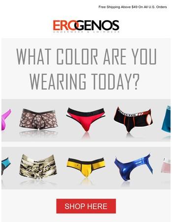 Pick Your Favorite Color!