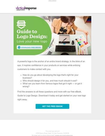 Our Guide to Logo Design