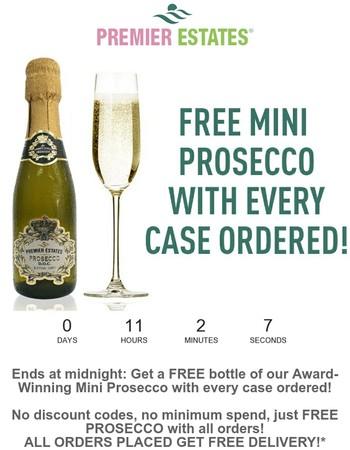 Premier Estates Wine Newsletter