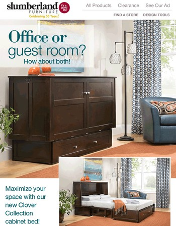 slumberland FURNITURE fers from Newsletters