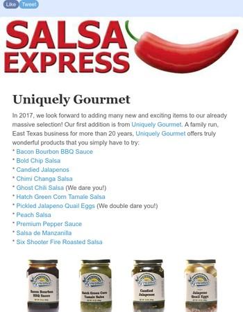 Great Deals Still Available at Salsa Express