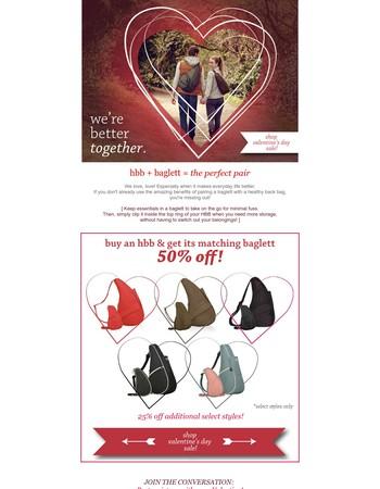 <3 Valentine's Day Sale happening now <3