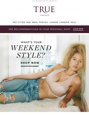 Your Weekend Wardrobe
