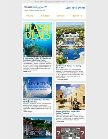 Weekend Travel Digest
