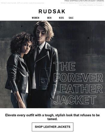 This season's most-wanted jacket
