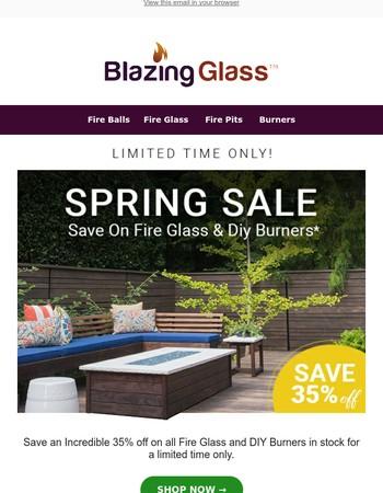 Blazing Glass Newsletter